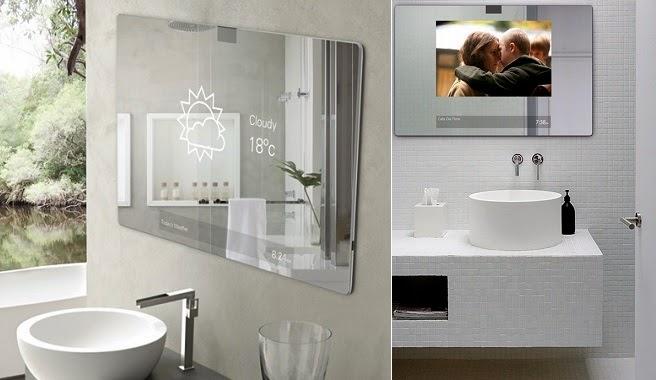 Marzua: Espejos inteligentes para el cuarto de baño