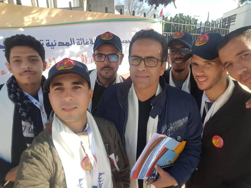 الجمعية المغربية للاغاثة المدنية تلتحق بالهياكل الموازية لحزب التجمع الوطني للأحرار