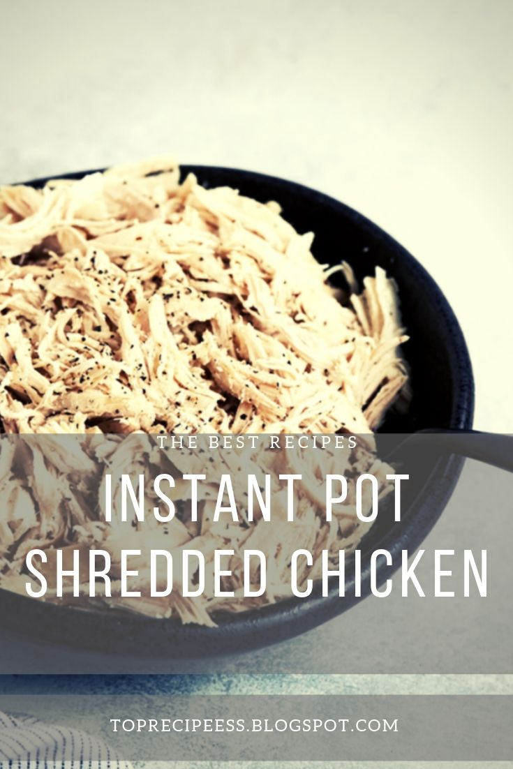 Instant Pot Shredded Chicken | chicken marinade, chicken spaghetti, lemon chicken, teriyaki chicken, chicken potpie, chicken fajitas, ranch chicken, chicken alfredo, fried chicken, chicken tenders, chicken salad, chicken tacos, shredded chicken, slow cooker chicken, bbq chicken, grilled chicken, chicken wings, chicken soup, stuffed chicken, chicken chili, whole chicken, buffalo chicken, chicken coop #chicken alaking #chicken acomfort foods #chickenarice #chickenameals #chickenalowcarb #chickenaglutenfree #chickenarecipe #chickenadishes #chickenahealthy #chickenaeasydinners #chickenaovens #chickenacooking #chickenafamilies #chickenasoysauce #chickenbcrockpot #chickenbeasyrecipes #chickenbdinners #chickenbbbqsauces #chickenblowcarb #chickenbfamilies #chickenccrockpot #chickencoliveoils #chickenclowcarb #chickencglutenfree #chickencdinners #chickencfamilies