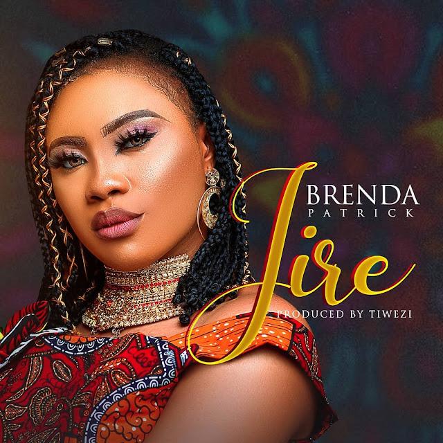 Audio: Brenda Patrick – Jire