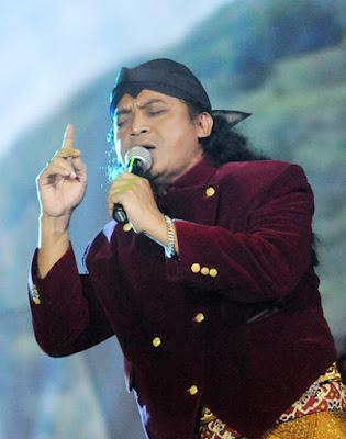 Penyanyi campursari Didi Kempot Meninggal