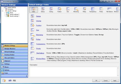 Full working precracked software, Actual Window Manager version 8.6.