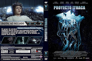 CARATULA PROYECTO ITHACA - PROYECT ITHACA - [COVER DVD]