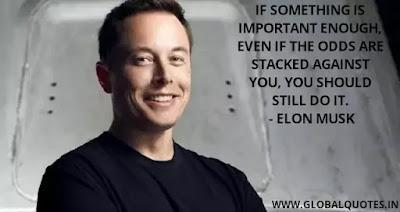 Inspirational Elon Musk Quotes on Success