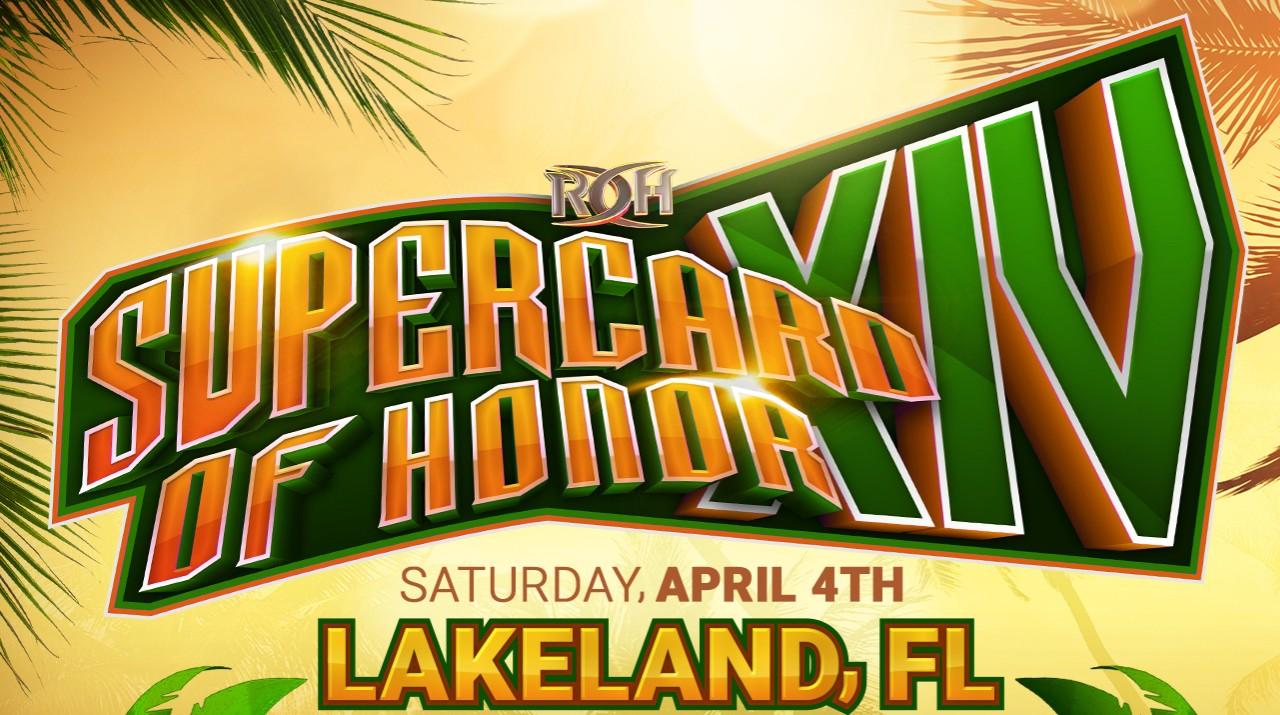 ROH Supercard of Honor XIV: NWA World Championship Match anunciada!