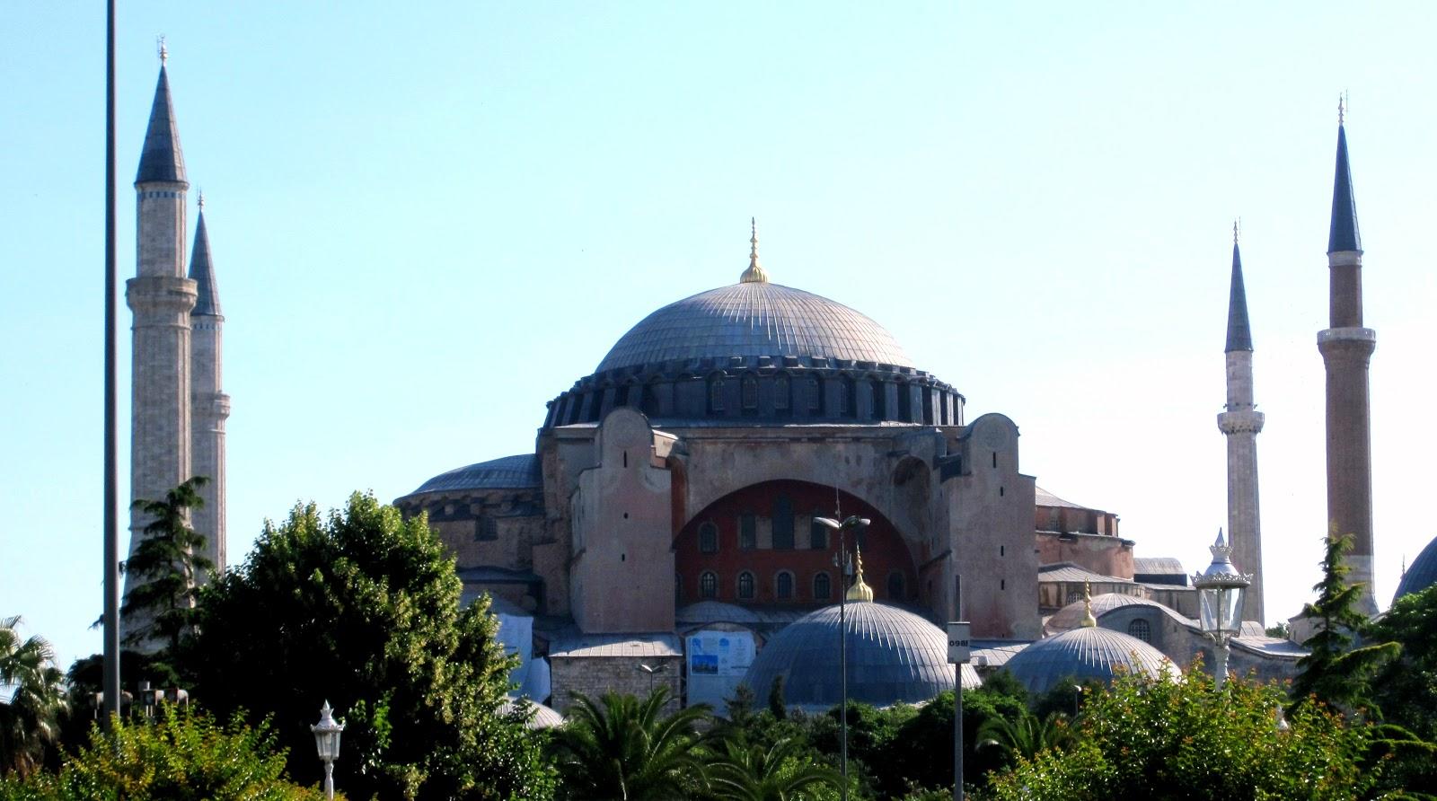 Cannundrums: Hagia Sophia - Istanbul