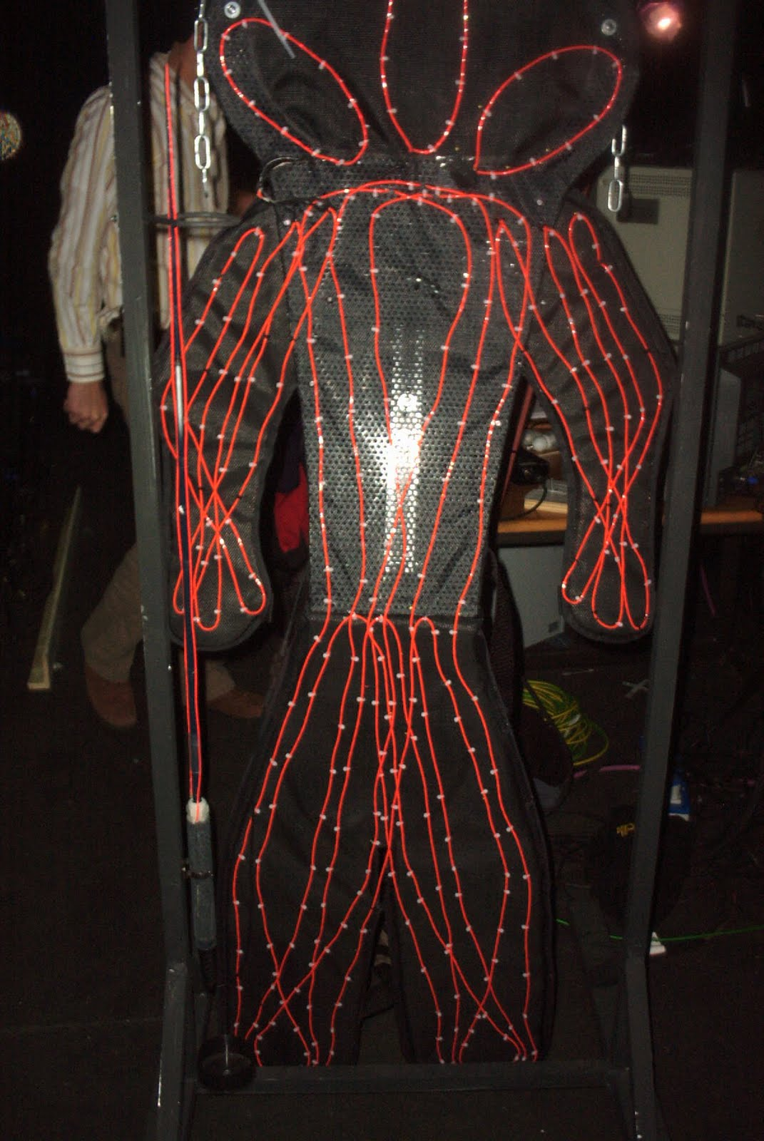 The Work Room Work: Live Wire Costumes