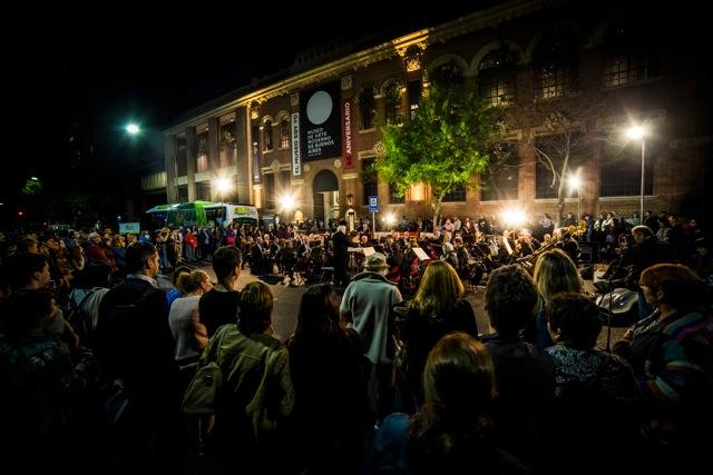 La Ciudad de Buenos Aires invita a la Noche de los Museos Edición 2017