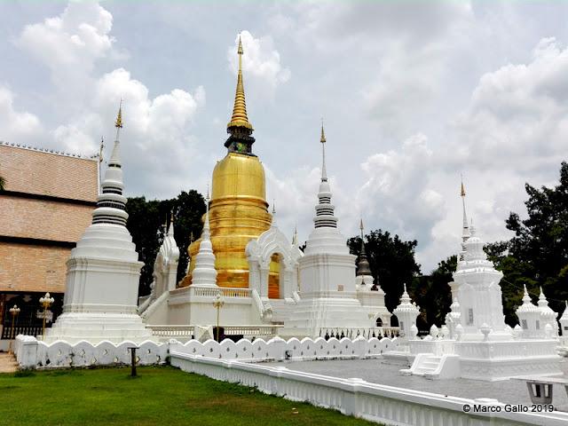 TEMPLOS DE CHIANG MAI, TAILANDIA (5) WAT SUAN DOK
