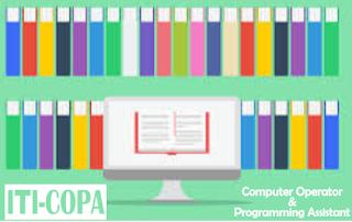 ITI COPA NCVT Question Paper