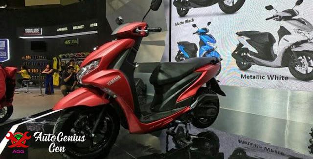 Yamaha FreeGo, Matic Canggih 125cc