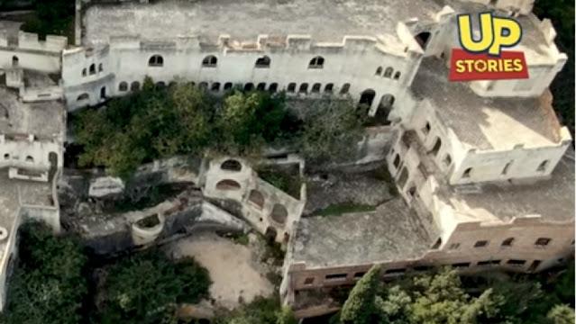 Γαργαλιάνοι: Το Μοναστήρι του Ασκητή - Η Βαβέλ της Πελοποννήσου που καθηλώνει (βίντεο - drone)