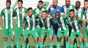 أولمبيك خريبكة يحقق الانتصار على فريق نهضة الزمامرة بهدف وحيد في الدوري المغربي