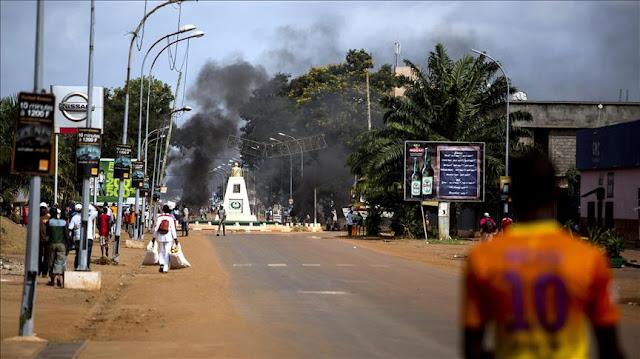 Biadab! Shalat Jumat di Masjid, 20 Jamaah Muslim Dibantai Milisi Kristen Anti-Balaka di Afrika Tengah