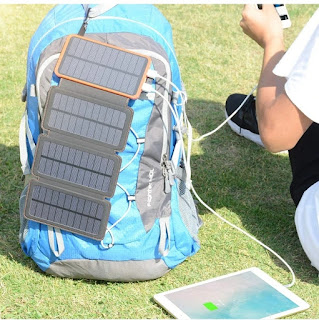 Powerbank, addtop, solarpower