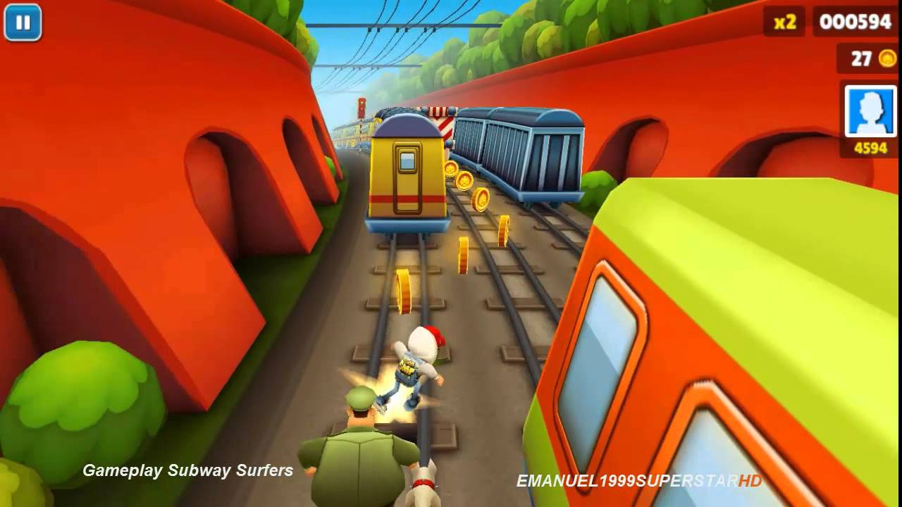 Subway Surfers For PC/Windows 7/8/10/xp Or Mac Online