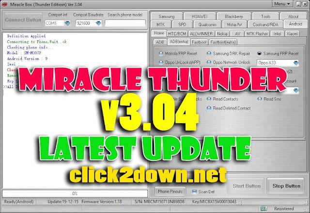 Miracle Thunder v3.04 Latest Version Full Setup Free Download