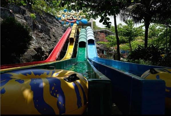 Water Blaster Graha Candi Golf Semarang