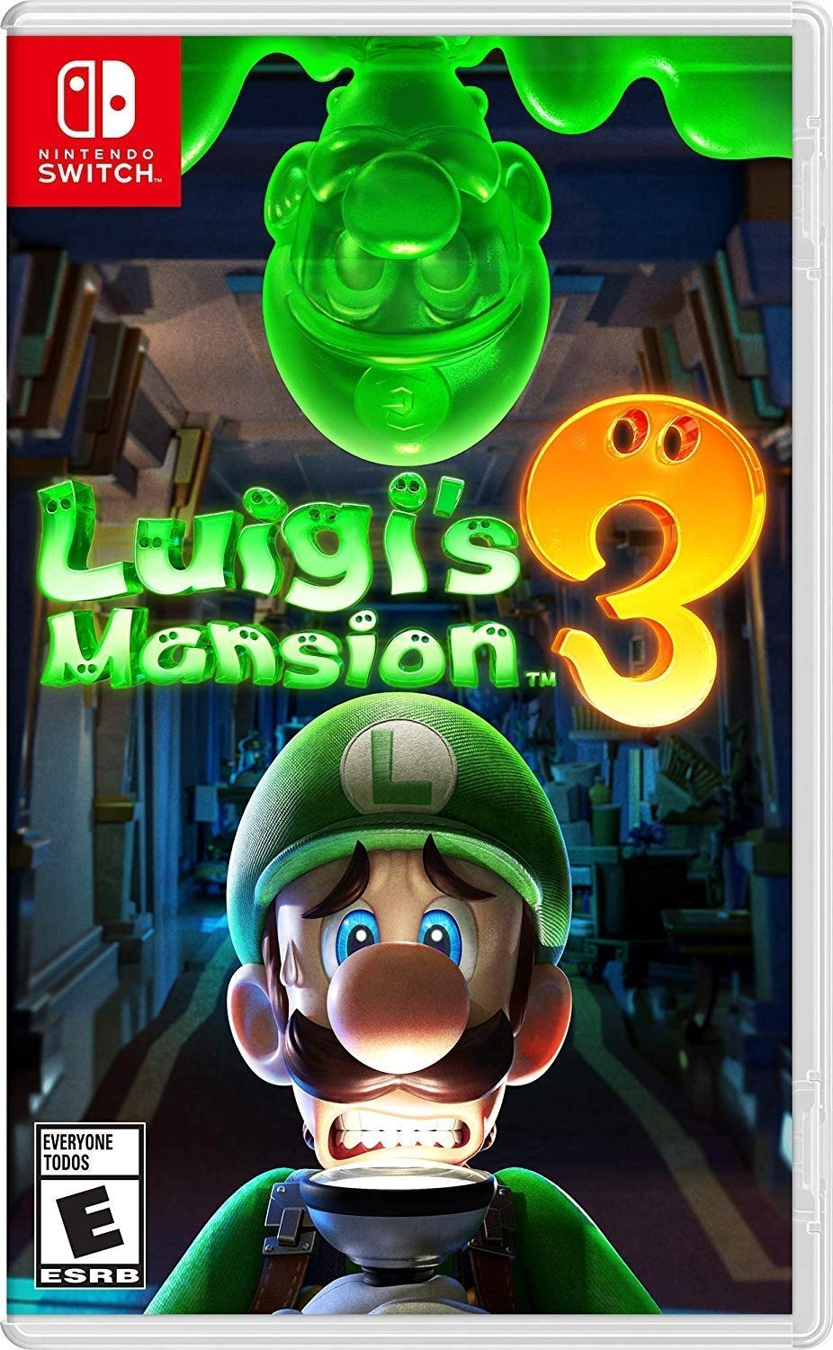 Luigi's Mansion 3 NSP Switch