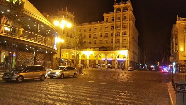 площадь в Тбилиси