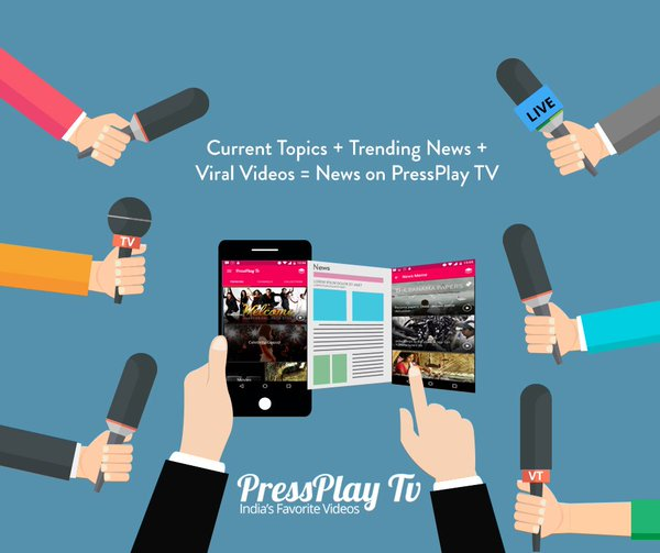 @PressPlayTVapp Smartphone Apps #thelifesway #photoyatra Content