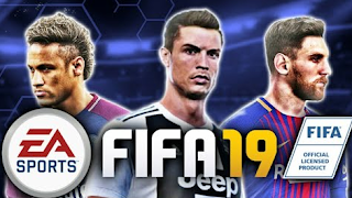Download New FTS 19 Mod FIFA 19 Apk Data Obb for Android