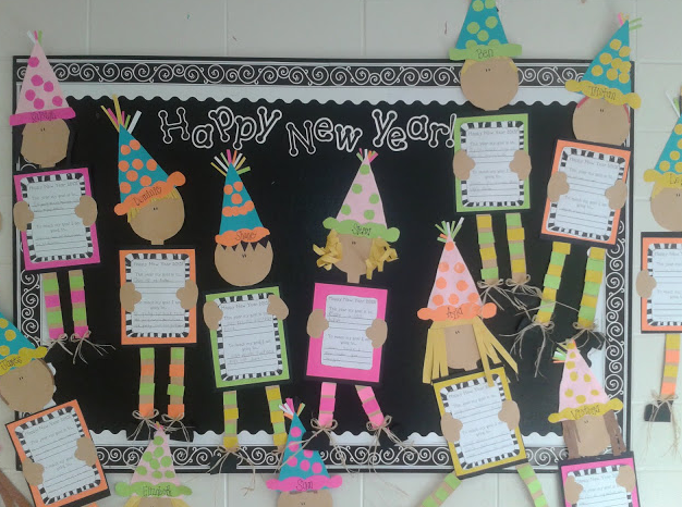 School Is a Happy Place: FREE New Year's Activities for ...