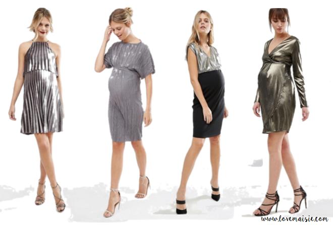 Maternity Party Wear