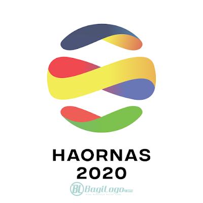 Hari Olahraga Nasional (Haornas) 2020 Logo Vector