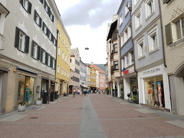 Via centrale-Brunico