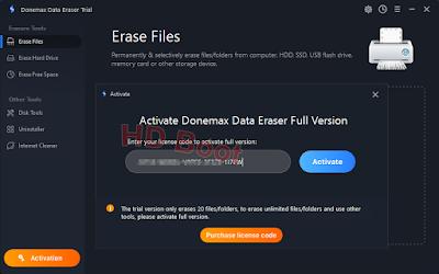 تحميل برنامج  Donemax Data Eraser
