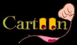 Cartoon Punch Logo