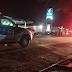 Acidente envolvendo moto e carro deixa motociclista gravemente ferido