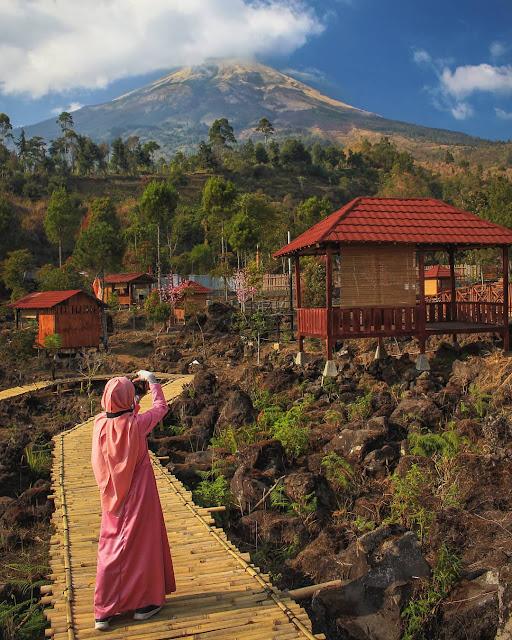 Wisata Lereng Gunung Sindoro