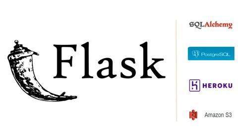 Python Web Development With Flask - PostgreSQL - Heroku