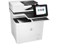HP LaserJet M631h Printer Driver