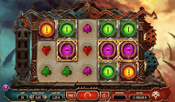 Main Gratis Slot Indonesia - Double Dragons Yggdrasil