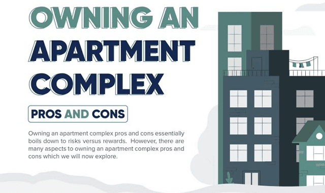 Owning an Apartment Complex Pros and Cons