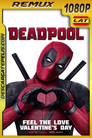 Deadpool (2016) 1080p BDRemux Latino – Ingles