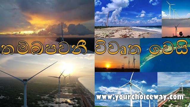 තම්බපවනී විවෘත වෙයි 🌬💭♥️🤍💙 (Thambapawani) - Your Choice Way