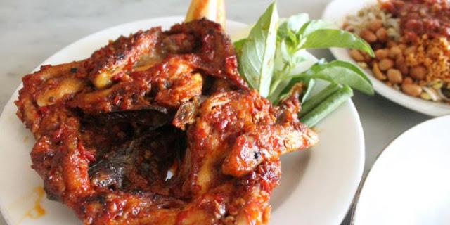 Rahasia Enaknya Resep Ayam Taliwang Khas Lombok