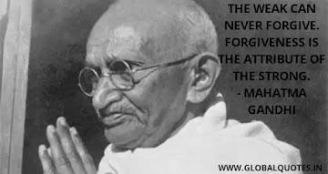 Motivational Mahatma Gandhi Quotes In English