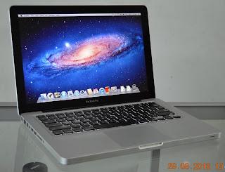 Jual MacBook Pro (13-Inch, Core i5, Early 2011)
