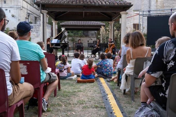 Matera, si conclude la tre giorni di Silent City Festival