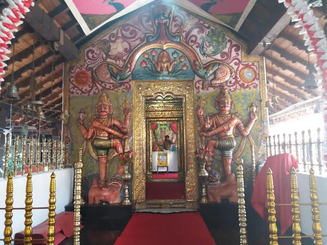 Devalaya Kataragama kandy