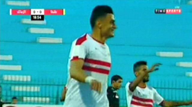 اهداف مباراة الزمالك وطنطا فى الدورى المصري جريدة تريند