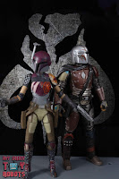 Star Wars Black Series The Mandalorian Carbonized Collection 45