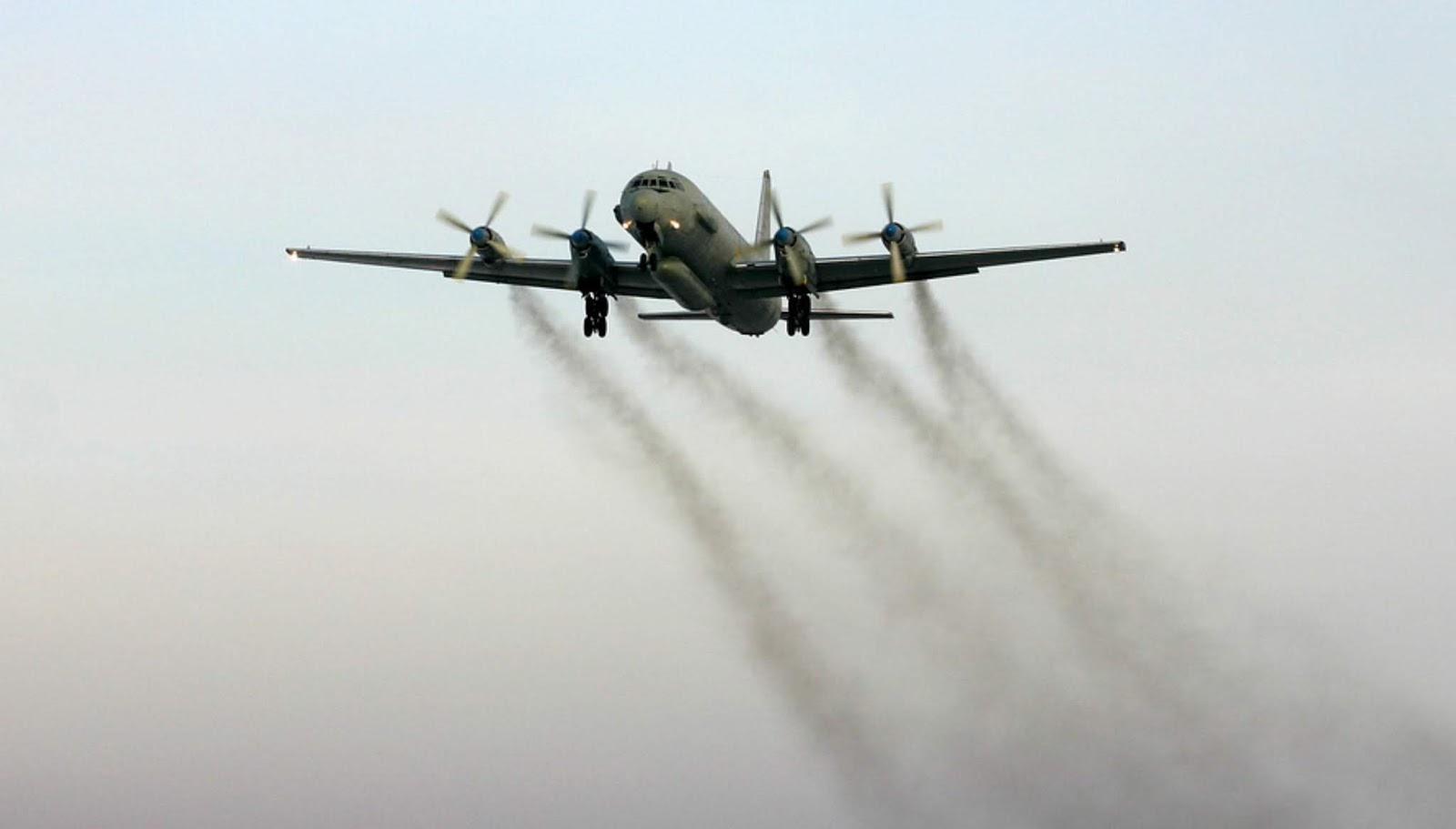 IL-20 akan dilengkapi dengan sistem rudal anti-pesawat