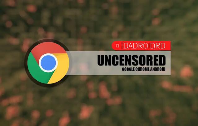 Cara buka situs web diblokir Internet Positif dengan Google Chrome