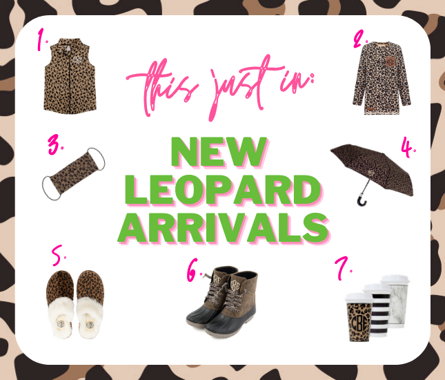 This Just In: New Leopard Arrivals on Marleylilly.com